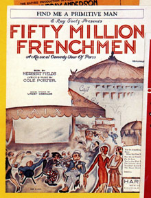 Fifty Million Frenchmen poster