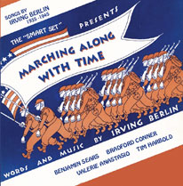 Marching Along With Time – Songs by Irving Berlin, 1935-1945